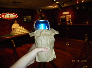 brown bag the can